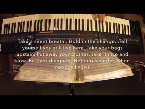 Kerrigan Lowdermilk   How To Return Home Piano Karaoke