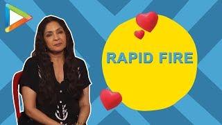 Neena Gupta's HILARIOUS Rapid Fire   Badhaai Ho   Ayushmann Khurrana   Sanya Malhotra