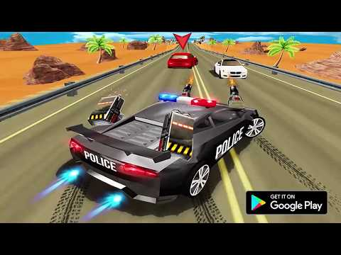 Grand Gangster Racer Vs Cop Hero Police Driver Apps On Google Play
