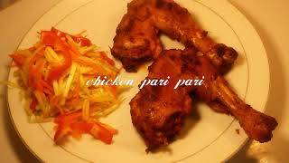 Chicken pari pari bangla recipe/nando
