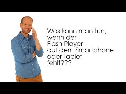 FlashPlayer Für Alle Android Tablets / Smartphones