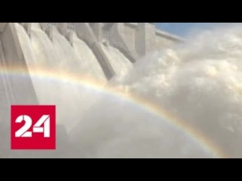 Смотреть На Бурейской ГЭС готовятся к августовскому половодью - Россия 24 онлайн