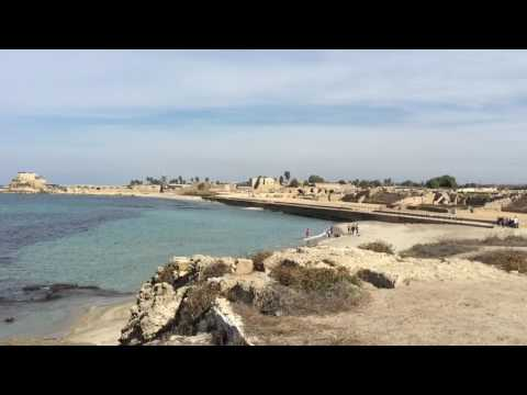 Caesarea, Israel - Take 2