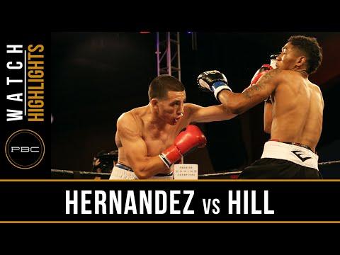 Hernandez vs Hill HIGHLIGHTS: July 12. 2016  PBC on FS1