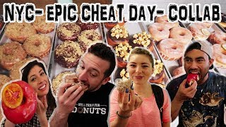 Epic Cheat Day Rob Marino - AlwaysHungry - Nate Figgs