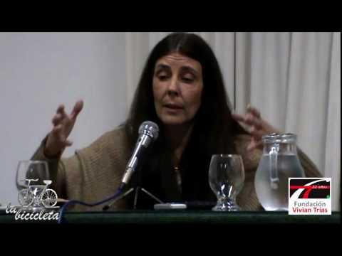 BANCO NACIONAL DE DATOS GENÉTICOS de Argentina Mariana Herrera en la Fundación Vivian Trías