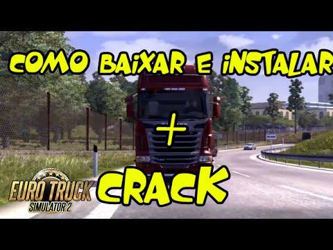 euro truck simulator crack traduo