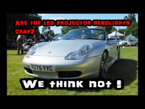 Porsche Boxster 986 Led Drl Projector Headlights Update Follow Up