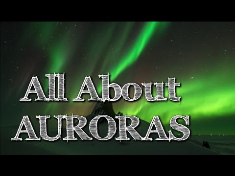 All About Auroras: Aurora Borealis (Northern Lights) and Aurora Australis for Kids - FreeSchool