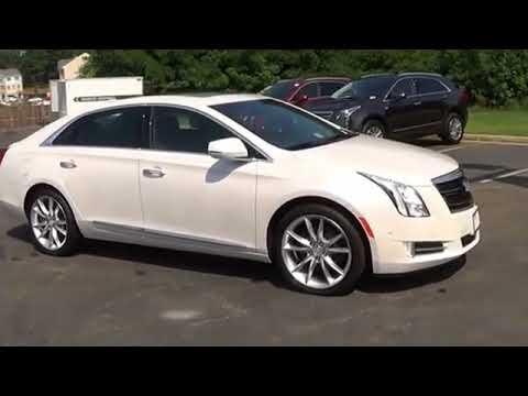 2017 Cadillac Xts Premium Luxury Cc7029