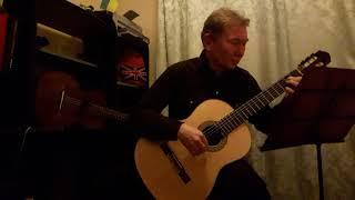 Чёрный ворон ( казачья песня) обработка О. Копенкова