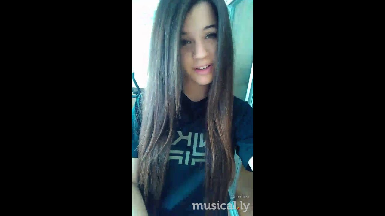 Musical Ly Faded Rivka Youtube