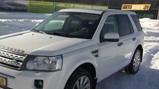 видео Технические Характеристики Range Rover Ii