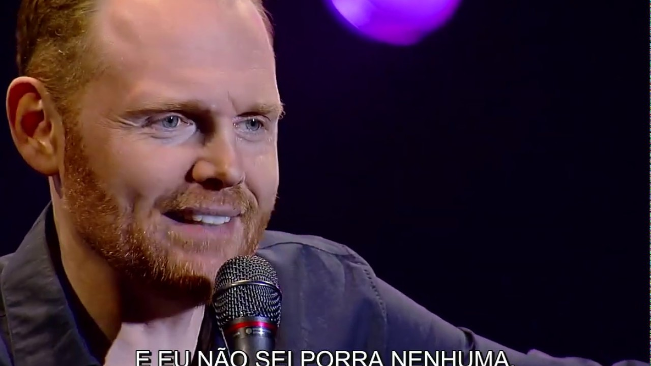 Bill Burr - You People Are All The Same (Legendado)