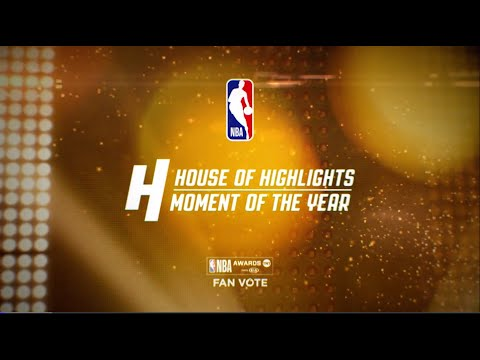 Thunder Nation make sure to vote Russell Westbrook 20-20-20 Moment of Year