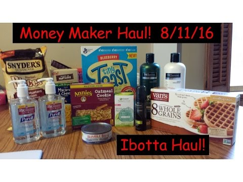 Money Maker Walmart/Target Haul!!! 8/11/16