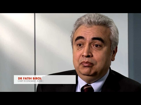Dr. Fatih Birol comments on the Energy and Climate Change challenge