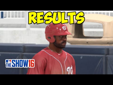 RESULTS - FEEDBACK! - Road to the Show - Episode 17 - Ajax Booker - MLB The Show 16