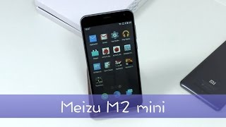 Обзор Meizu M2 mini - бюджетный смартфон