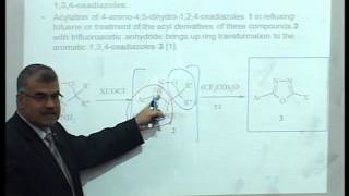 Lecture 9: Chapter 2 Synthesis of heterocyclic compounds (Cycloaddition Reactions)