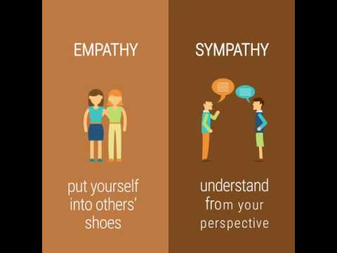 Life Hack - 7 Intricate Differences Between Empathy And Sympathy.