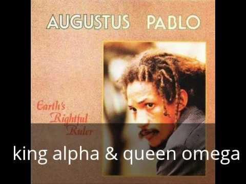 Augustus Pablo - Earth Rightful Ruler [full album]