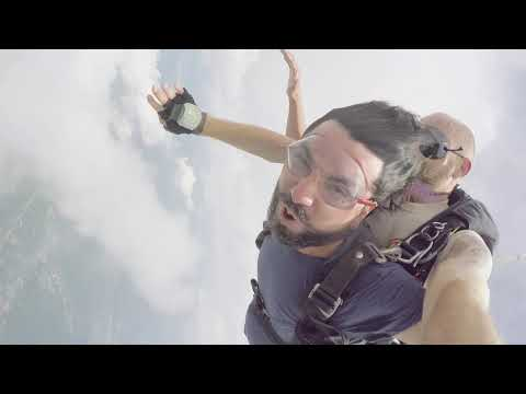 Tandem Skydive | Jorge from Guatemala