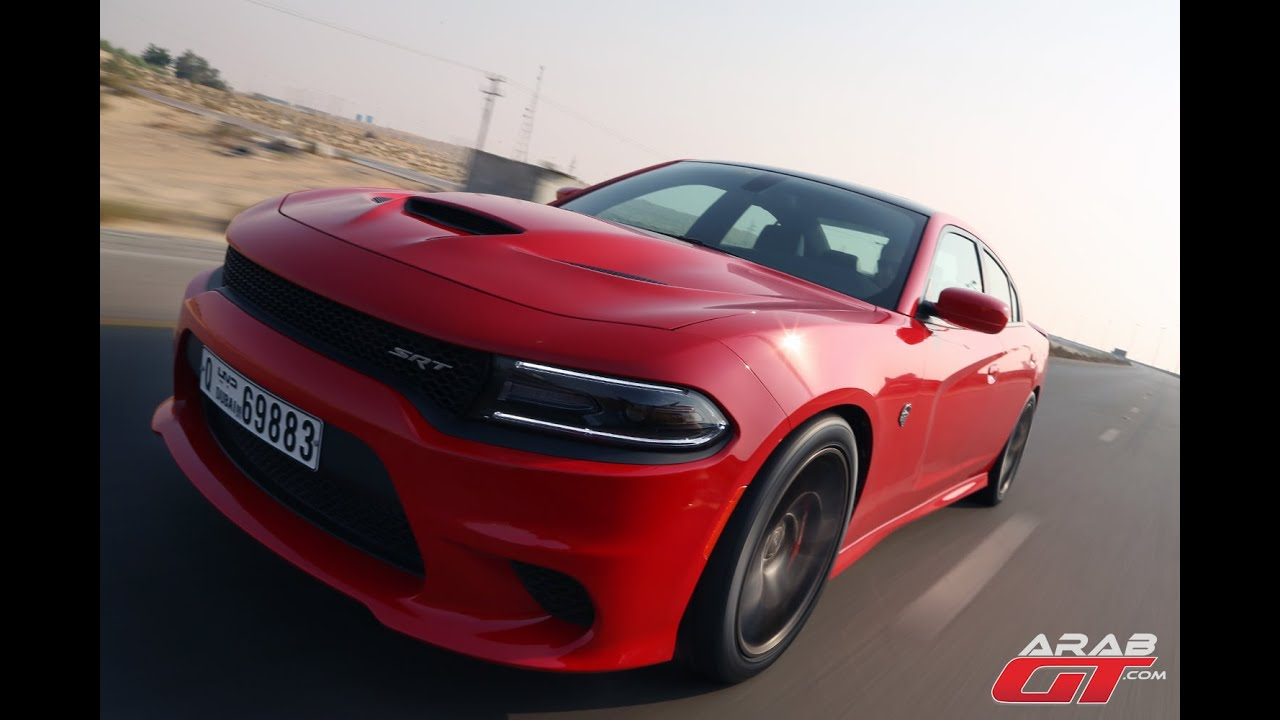 Dodge Charger Srt Hellcat >> Dodge Charger Hellcat 2016 دودج تشارجر هيلكات - YouTube