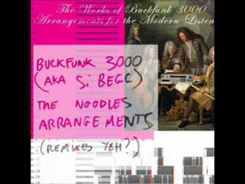 Buckfunk 3000 aka Si Begg - High Volume (Screwface SB remix)