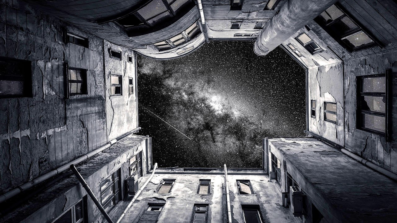 Psychill, Ambient, Chillout, Downtempo Mix - The Mind and Space