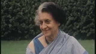 Indira Gandhi, The Last Interview (1984)