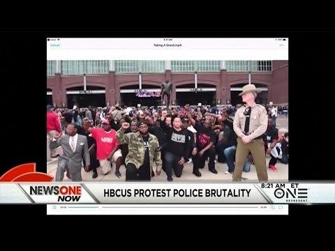 Jamal Bryant Leads Hundreds In Silent Protest During National Anthem Before Ravens Game