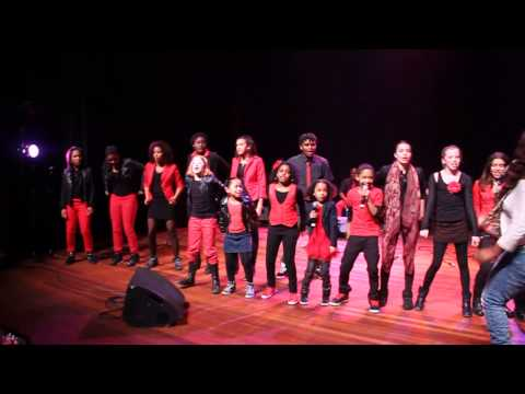 Zo! Gospel Choir Junior.