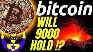 CAUTION: WILL 9K HOLD???!! BITCOIN LITECOIN ETHEREUM Crypto price prediction,analysis, news, trading