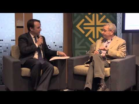 Stephen Ross speaks about finance at the University of San Francisco.