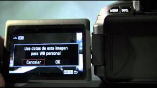 Introducción a la cámara Canon Rebel T3i/ 600D: Controles básicos(Manejo básico de la cámara Canon T3i para grabación de video., 2012-07-17T16:11:43.000Z)