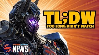 Too Long Didn't Watch – Transformers: The Last Knight