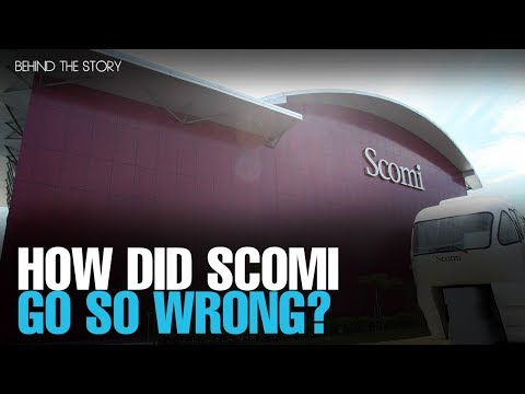 BEHIND THE STORY: Scomi Group on the brink