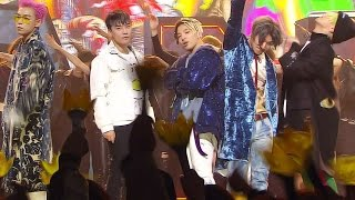 Gambar cover 《EXCITING》 BIGBANG - FXXK IT (에라 모르겠다) @인기가요 Inkigayo 20170108