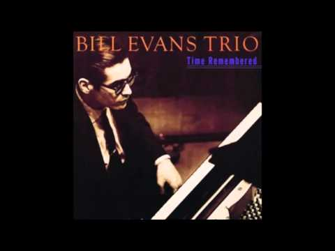 Jazz Piano - Bill Evans - Time Remembered [ Full Album ]