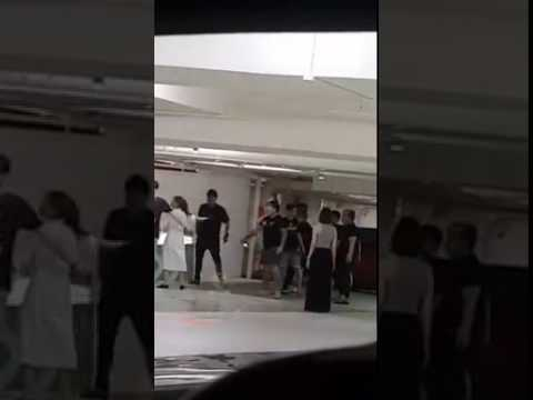 Brutal fight in Clarke Quay caught on video