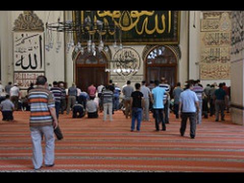 Muslim (Islamic) Call to Prayer in Turkey