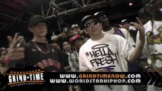 Grind Time Presents: Loe Pesci vs Tantrum part 1