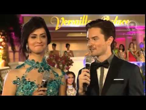 Chung ket Hoa Hau Trai Dat - Miss Earth 2013 - Hoa Hau Venezuela Dang Quang