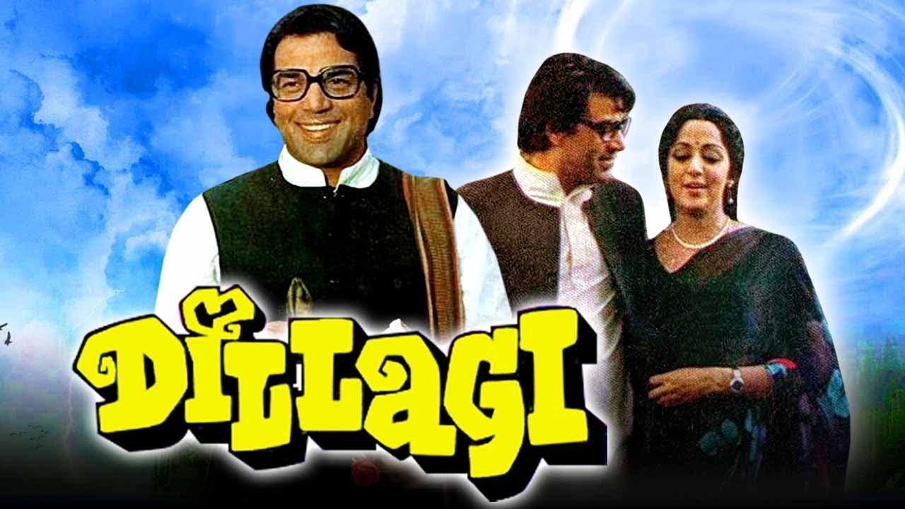 Download Dillagi (1978) Full Hindi Movie   Dharmendra, Hema Malini, Mithu Mukerjee, Asrani