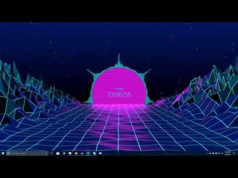 Wallpaper Engine: Audio Visualizer Showcase #1 - YouTube