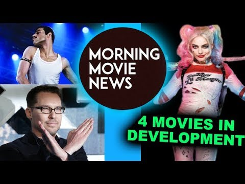 Bryan Singer no-show on Bohemian Rhapsody Movie, FOUR Harley Quinn Movies in Development