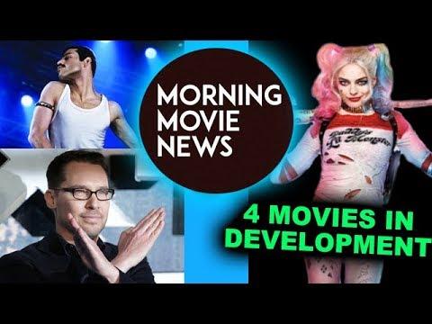 Bryan Singer no-show on Bohemian Rhapsody Movie, FOUR Harley Quinn Movies in Development - 동영상