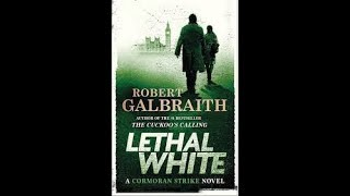 Lethal White- Spoilers
