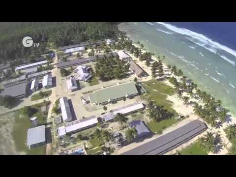 Solar Power for Tuvalu